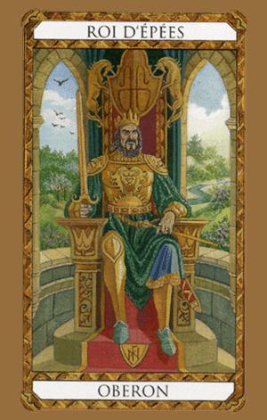 rey de espadas arcanos menores según tarot ambre