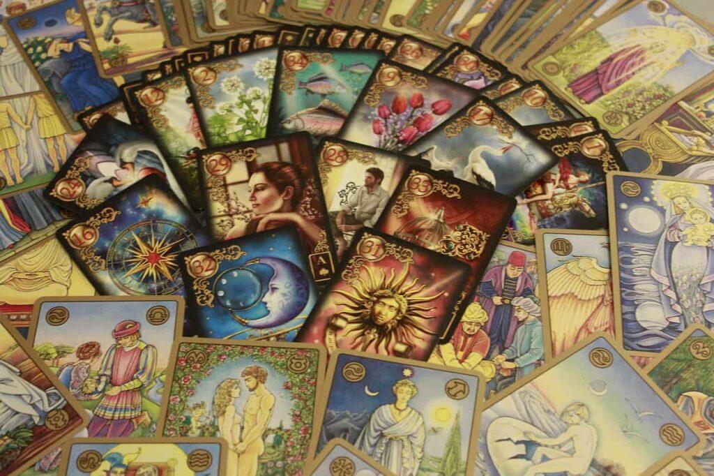 Juego de cartas del Oráculo