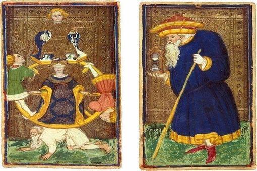 Tarot Visconti Sforza
